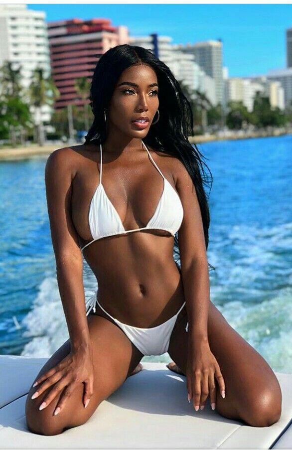 Pin by 지호 신 on 미녀5 | Pinterest | Hot black women, Bikini girls and Sexy  ebony