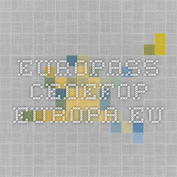 europass.cedefop.europa.eu