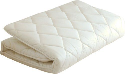 "EMOOR Japanese Traditional Futon Mattress ""Classe"" (39 x 83 x 2.5 in.), Twin Size. Made in Japan"