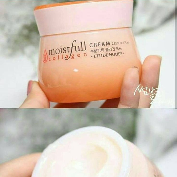 BEST SELLER!! ETUDE HOUSE Moistfull Collagen Cream ( new ) 75ml ( Renewal from moistfull collagen cream set 50ml )  Formulated with Baobab Leaf Mucus and 30% of of hydrolyzed Marine Collagen, this refreshing, concentrated moisturizer penetrates deeply to hydrate and firm for a youthful, water bouncy skin. 75ml  How to Use Apply onto skin by gently massaging the face until hydration is absorbed. Gently pat to finish. . Price 210.000 . Info/order: - Text message atau WA ke 085642316364 - line…