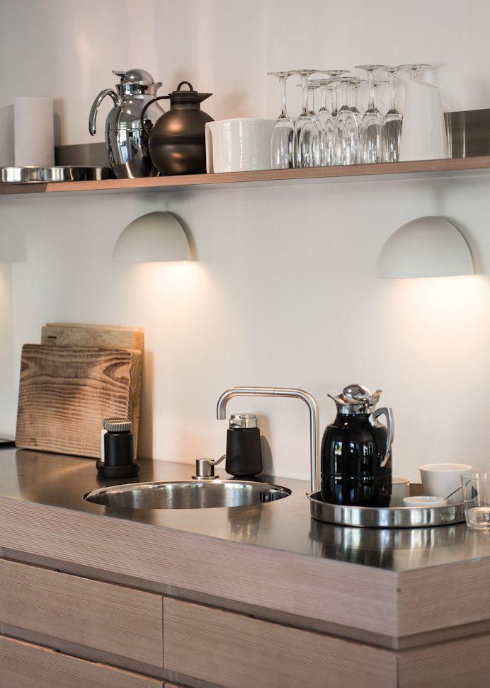 Scandinavian Kitchens and Design : Photo