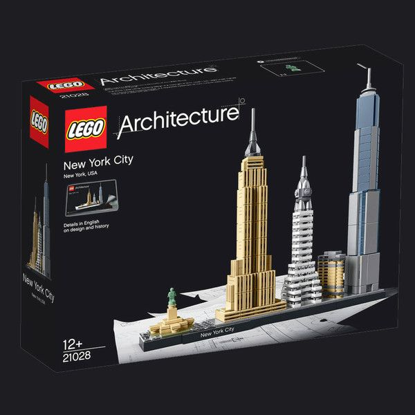 LEGO Architecture Skyline   New York