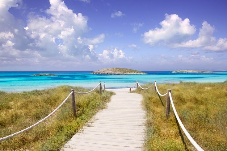 worlds most beautiful beaches   Ses Illetes, Formentera, Spain