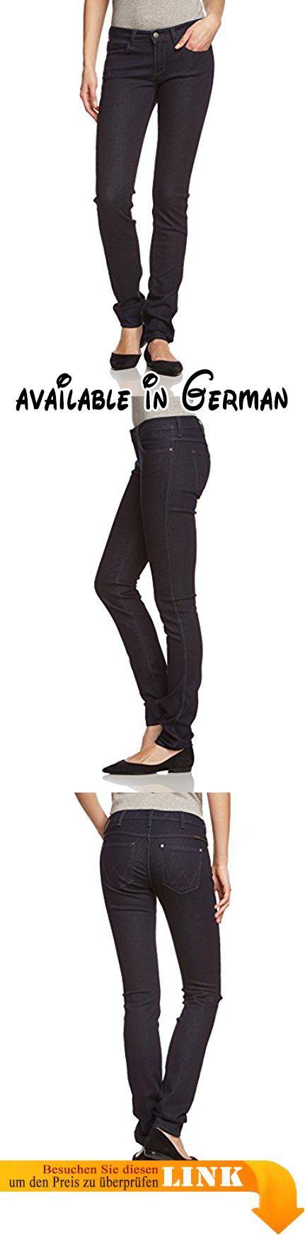 Wrangler Damen Skinny Jeans CORYNN, Gr. W27/L30, Blau (DARK BLUE 62B).  #Apparel #PANTS
