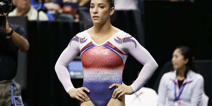 How Aly Raisman Pulls Off Her Insane Floor Routine, Step By Step