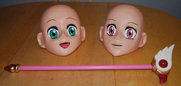 Puppet mask celebrity juice