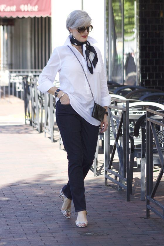 there's something so crisp and classic about a white shirt. maybe that's why i have more than one hanging in my closet. tuck one into a pencil skirt and you've transformed into office appropriate chic