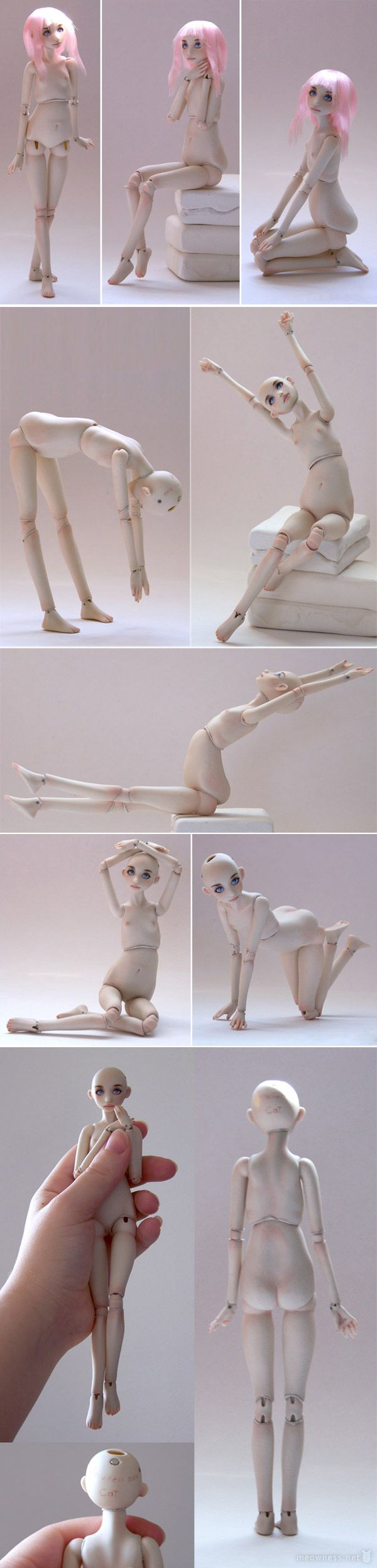 Dolly Poses by ladymeow.deviantart.com on @deviantART