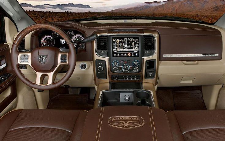2014+dodge+ram+limited+edition | 2014 Ram 1500 interior