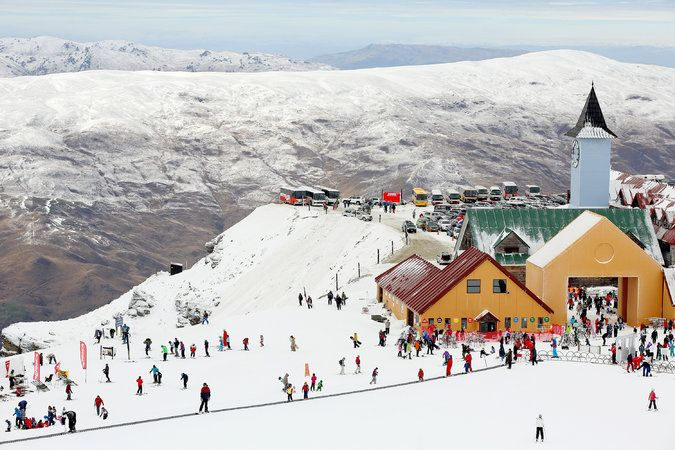 New Zealand for Beginners - NYTimes.com   The Cardrona Alpine Resort on New Zealand's South Island. Credit Andrew Quilty for The New York Times