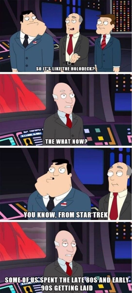 I love Patrick Stewart on American Dad.   funny pictures