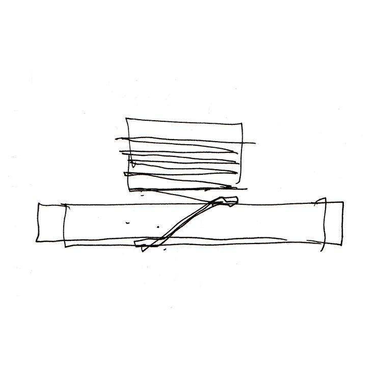 Oslo National Museum Sketch