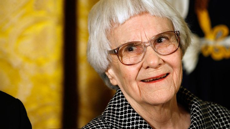 "Harper Lee to Publish 2nd Novel, 55 Years After ""To Kill a Mockingbird"" - This is the best news ever!"