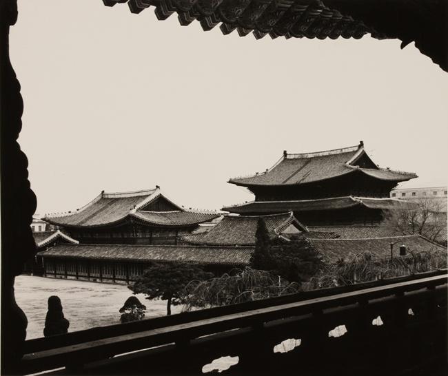 Yim Eung Sik, Kyung-bok palace,1966