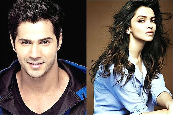 Varun Dhawan and Deepika to Team Up http://www.cinesprint.com/bollywood/cine-buzz/1496-varun-dhawan-and-deepika-to-team-up.html  The latest news in Bollywood is Varun Dhawan and Deepika Padukone are teaming for a new movie which is a remake of popular Hollywood movie and also an adaptation of one of the international bestsellers