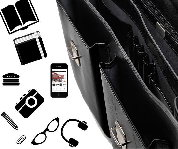 Cosa non può assolutamente mancare nella vostra #borsa per il #lavoro?  #buongiorno #ufficio   **** What you absolutely can't miss in your #office #bag?   #GoodMorning  #CepiPelletterie #leather #gift