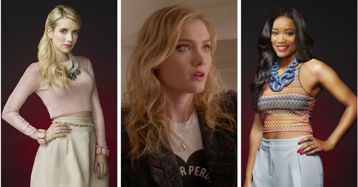 """Bed, Wed, Behead"" With The Cast Of ""Scream Queens"""