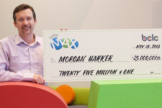 Hawaiian vacation planned for Victoria man after $25 million win
