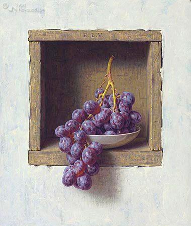 Nis met blauwe druiven By Eric de Vree