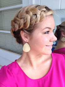 "Awesome ""butterfly"" braid tutorial"