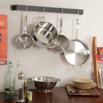 A Buffet of Kitchen Storage Solutions.