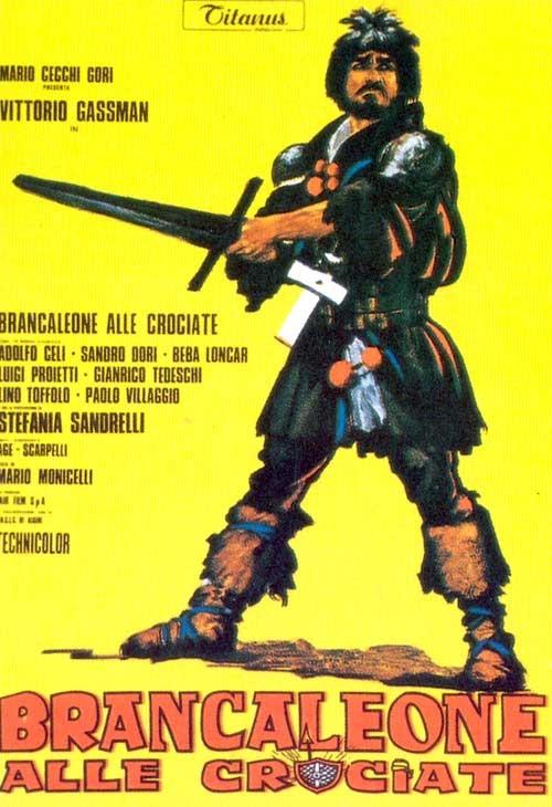 Brancaleone alle crociate