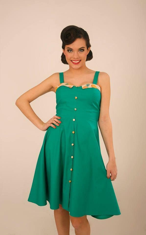 Vestido Margarita  / Lady Cacahuete