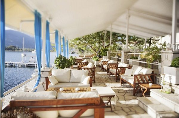Seaside Geni Lefkada Greece Restaurants Ionian islands