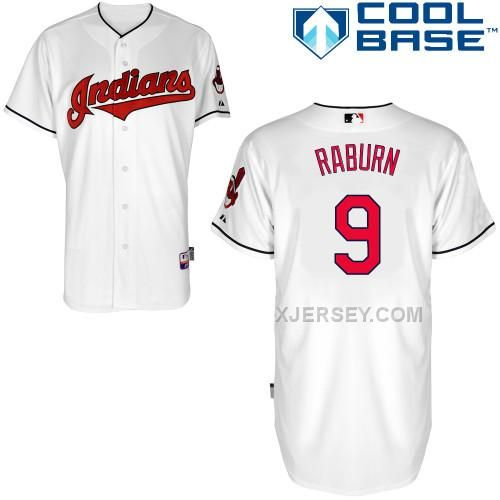 http://www.xjersey.com/indians-9-raburn-white-cool-base-jerseys.html INDIANS 9 RABURN WHITE COOL BASE JERSEYS Only $43.00 , Free Shipping!