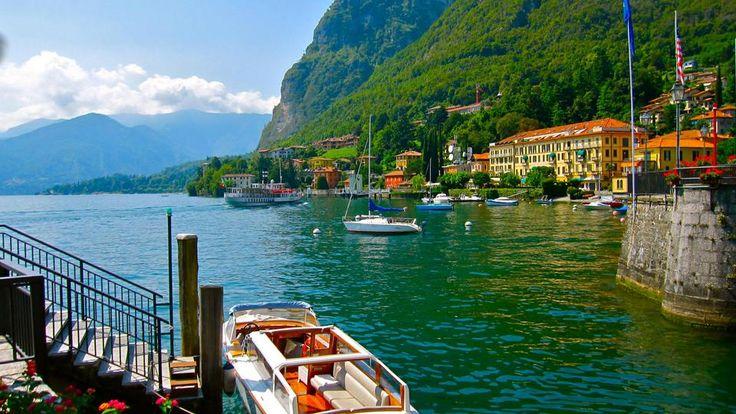 11. Λίμνη Κόμο, Ιταλία