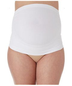 View details of Maternity Support Belt - White