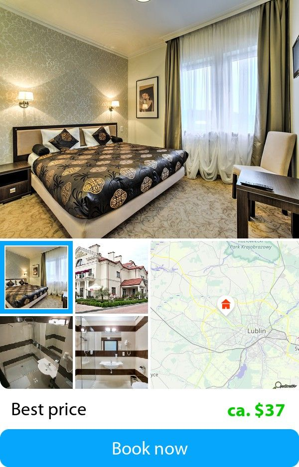 Luxor Hotel Lublin Poland Book This Hotel At The Cheapest