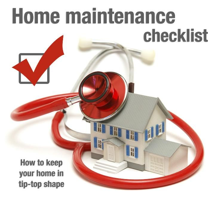 Home maintenance checklist | Fresh Answers | Pinterest | Home maintenance checklist, Home and House