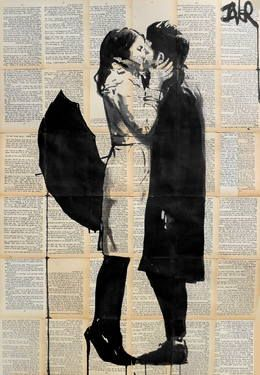 "Saatchi Art Artist Loui Jover; Drawing, ""one perfect day"" #art"