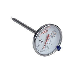 "5 1/2"" Economy Dial Meat Thermometer by Update International. $2.79. NSF Listed. 5 1/2"" Economy Dial Meat Thermometer"