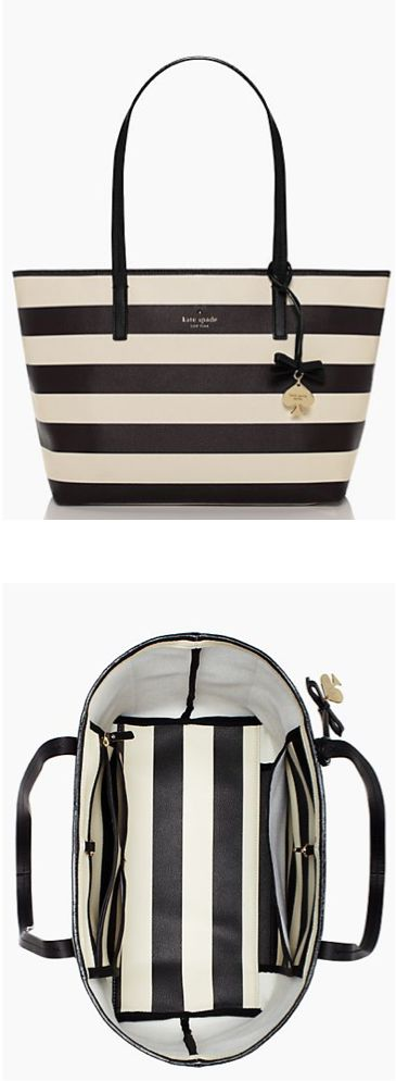 Never thought I'd be into Kate Spade, but this tote is amazing.