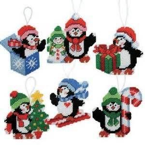 Penguin Plastic Canvas Pattern - Bing Images