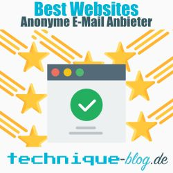 Anonyme Email anbieter