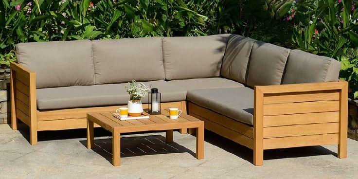 Garden Corner Sofa Set