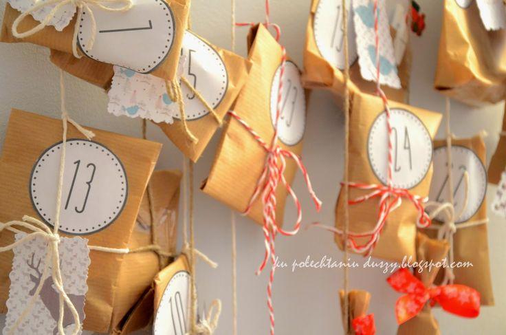 #kalendarz adwentowy #advent #calendar #xmas #christmas