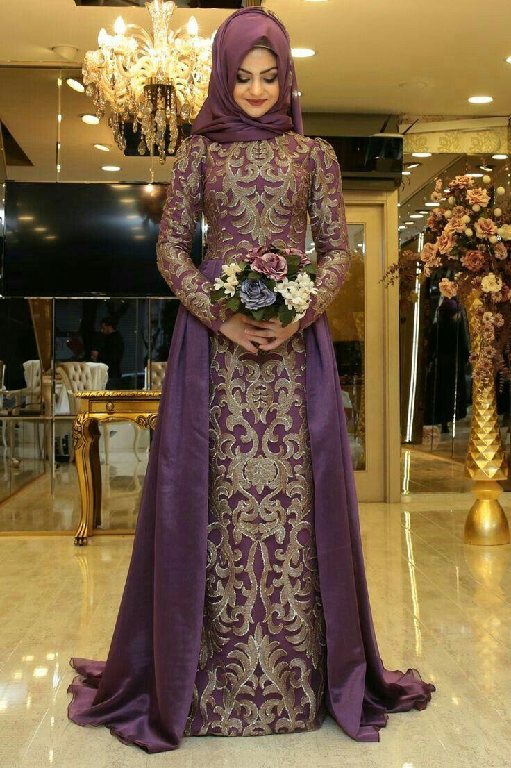 best hijab prom dresses images on pinterest