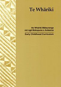 Te Whariki - The New Zealand Early Childhood Curriculum