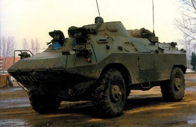 D-944 páncélozott szállító harcjármû (PSZH) | Haditechnikai Intézet