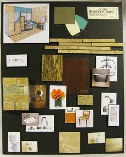 15 best images about sample boards mood boards on - Interior design portfolio samples ...