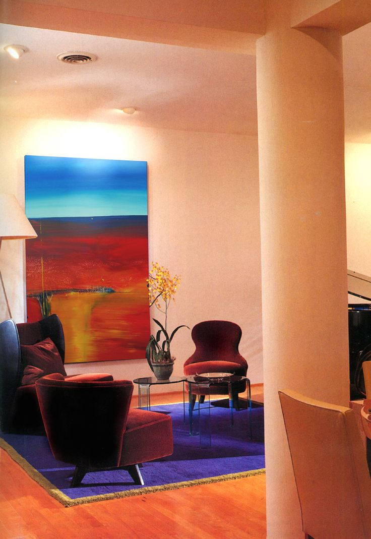 Original art by Andrew Grech sold to private collector in NY by Belkie Lyness 2001 www.andrewgrech.com