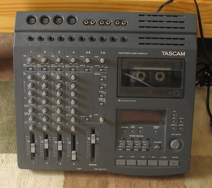 USING A TASCAM PORTASTUDIO 424 AS AN INSTRUMENT was uploaded by: EXPLORING AUDIODuration: 365Rating: