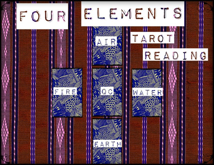 Earth Elements Tarot Absolutely Free Psychic Reading Online! Join us in Free Psychic Chat?