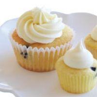 Blueberry Cheesecake Cupcakes With Cream Cheese Swirl Recipe
