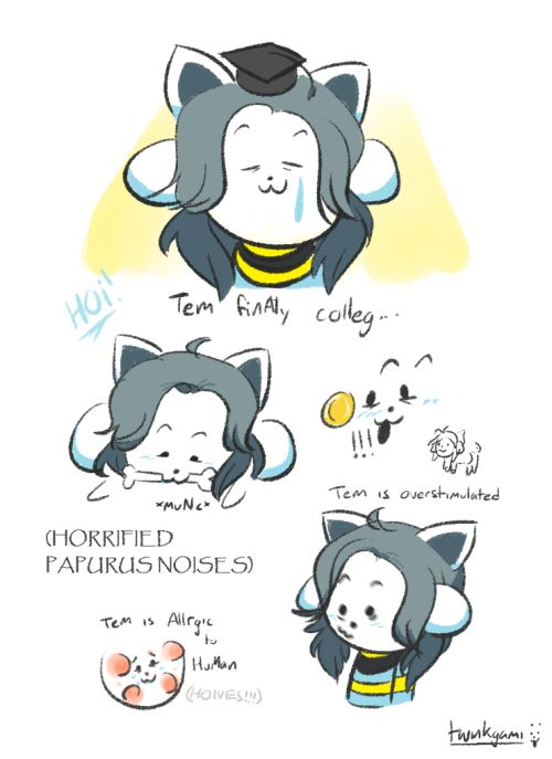 25 best TEMMIE images on Pinterest Videogames, Undertale comic and