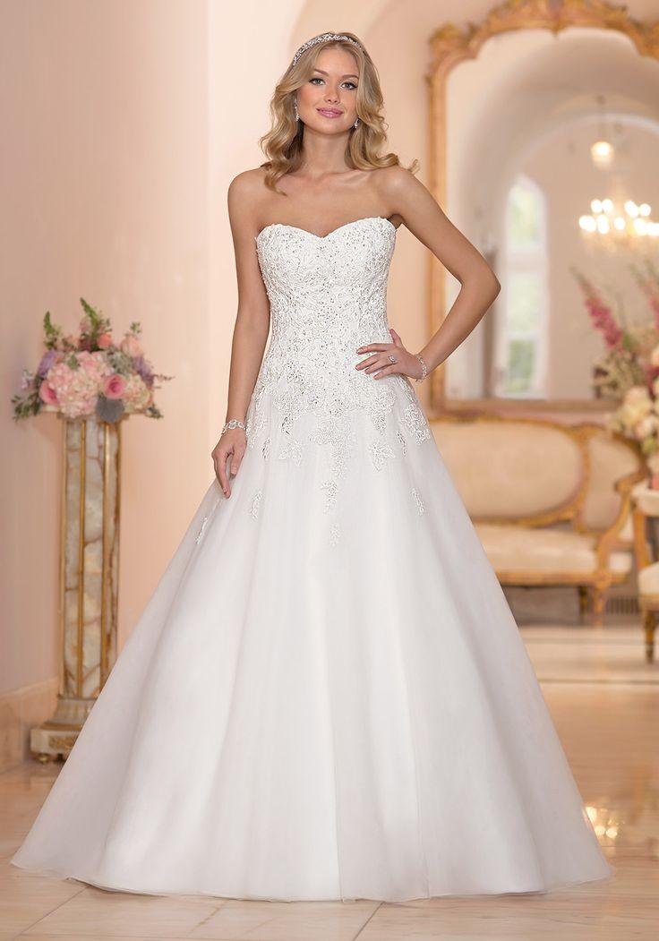 reviews home wedding dresses stella york stella york